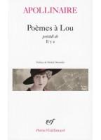 Poèmes À Lou Précédé D'il Y...