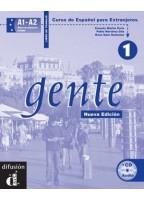 Gente 1 (A1-A2) Nueva...