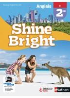 Shine Bright - 2nde - Livre...