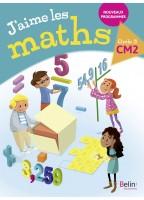 J'Aime Les Maths Manuel Cm2...