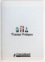 Cahier TP Piqûre 21x29,7...