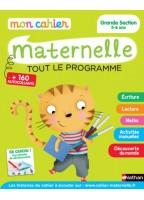 Mon Cahier Maternelle...