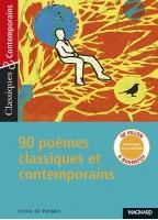 90 Poèmes Classiques Et...