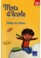 Mots D'École CE1 - Fichier...