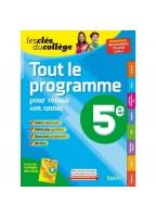 Tout Le Programme 5E Tout...