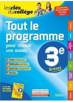 Tout Le Programme 3E Tout...