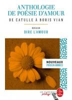 Anthologie De Poésie...