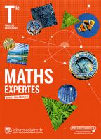 Mathématiques Expertes...