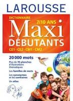 Dictionnaire Maxi débutants...