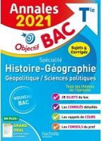 Annales Bac 2021 Spécialité...