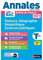 Annales Bac 2021 - Histoire...