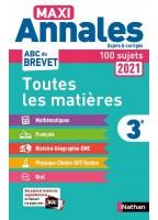 Maxi-Annales ABC du Brevet...