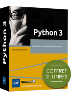 Python 3 - Coffret De 2...