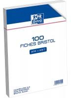 Paquet De 100 Fiches...